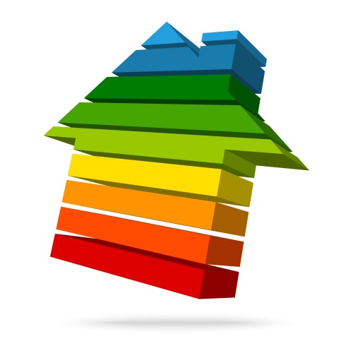 Energy House Icon Bars_Quelle: Fotolia_Jan Engel_214918733