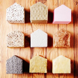 Model Houses with various insulation on the table_Quelle: Fotolia_exclusive-design_79942865