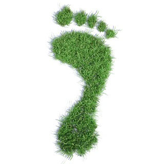 Ecological footprint concept illustration_Quelle: shutterstock_Mopic_78268678