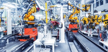 Robotic Car Plant_Quelle: Fotolia_114525500